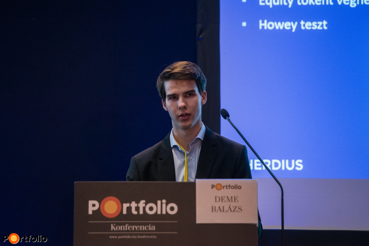 Deme Balázs (alapító, Herdius): Mit rejt az ICO-k, a blockchain és a bitcoin titokzatos világa?