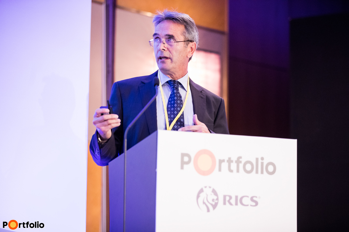 Pál Dános MAISz, MRICS (Director, KPMG): The market is booming now – but for how long?