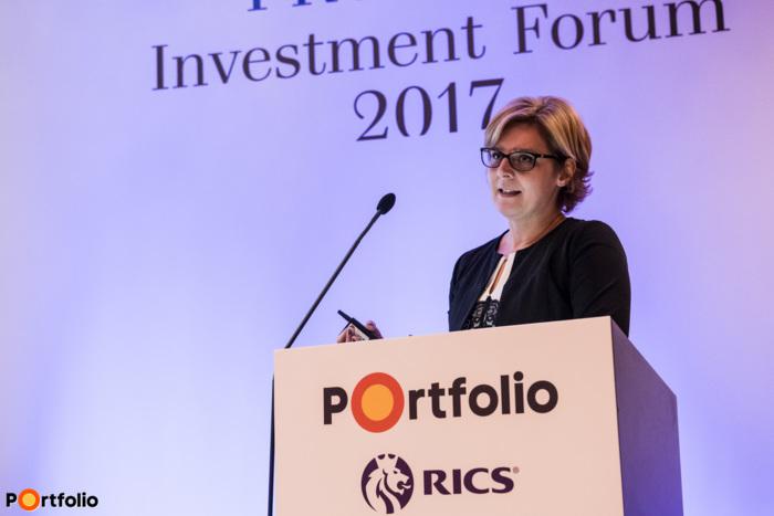 Dr. Szalay Rita (Igazgató Kibocsátói Igazgatóság, Budapesti Értéktőzsde): A SZIT, mint finanszírozási és befektetési lehetőség