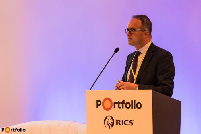 Dr. Erdős Gábor (Partner, irodavezető ügyvéd, Deloitte Legal Erdős és Társai Ügyvédi Iroda), a Finanszírozás és tőkepiac c. szekciónk moderátora.