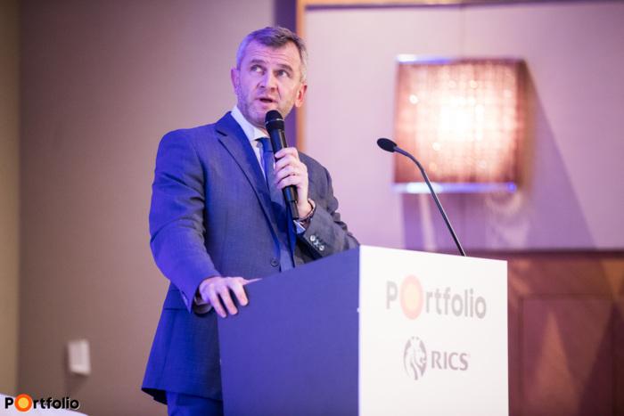 7 perces villámprezentációk: Kovács Attila MRICS (Managing Partner, Horizon Development).