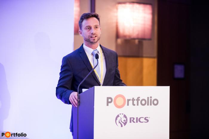 Borbély Gábor MRICS (Associate Director, Head of Research and Consultancy, CBRE): Disruption az ingatlanszektorban