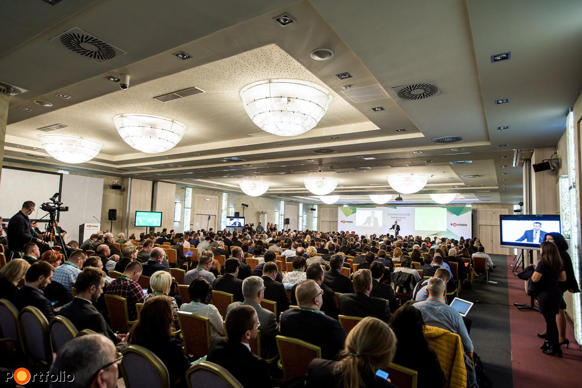 700 fő részvételével került megrendezésre az idei Agrárszektor Konferencia 2017