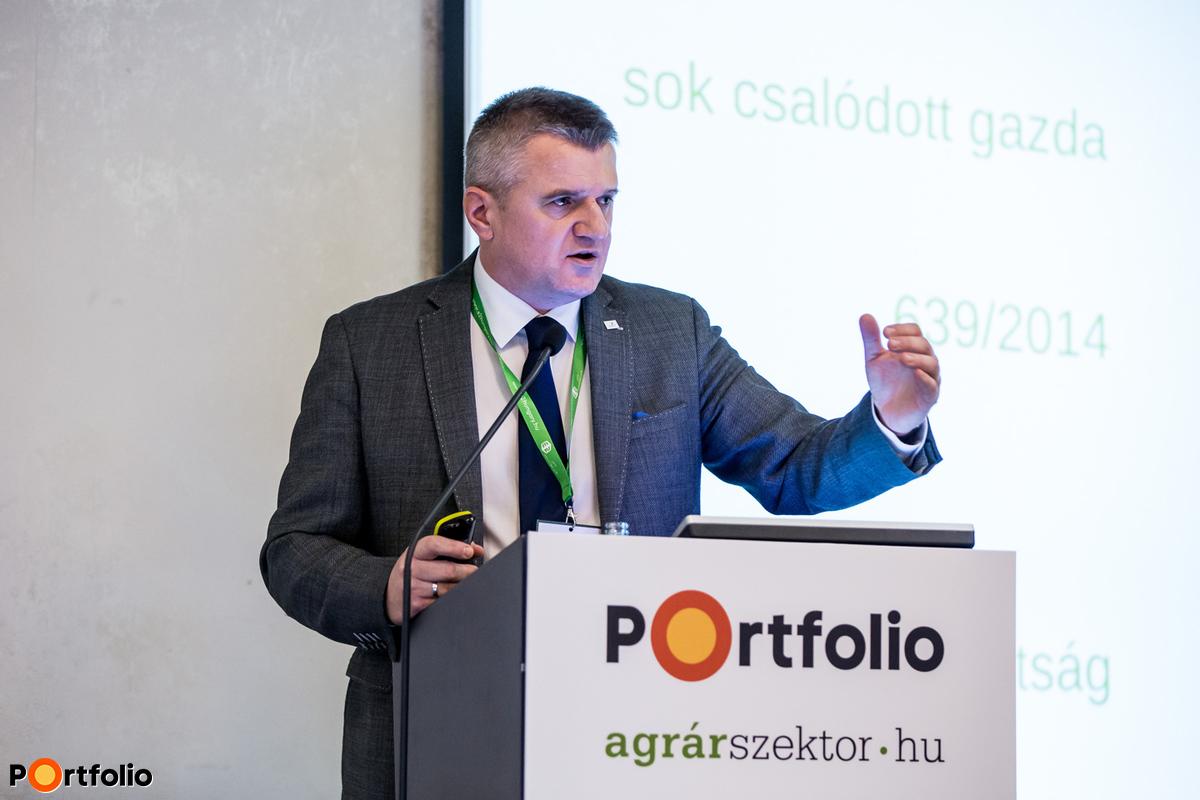 Bene Zoltán (cégvezető, Karintia Kft.): A szója jövője Magyarországon - Milyen hatása lesz a zöldítési támogatás szabályozásában várható változásoknak a szója hazai termesztésére?