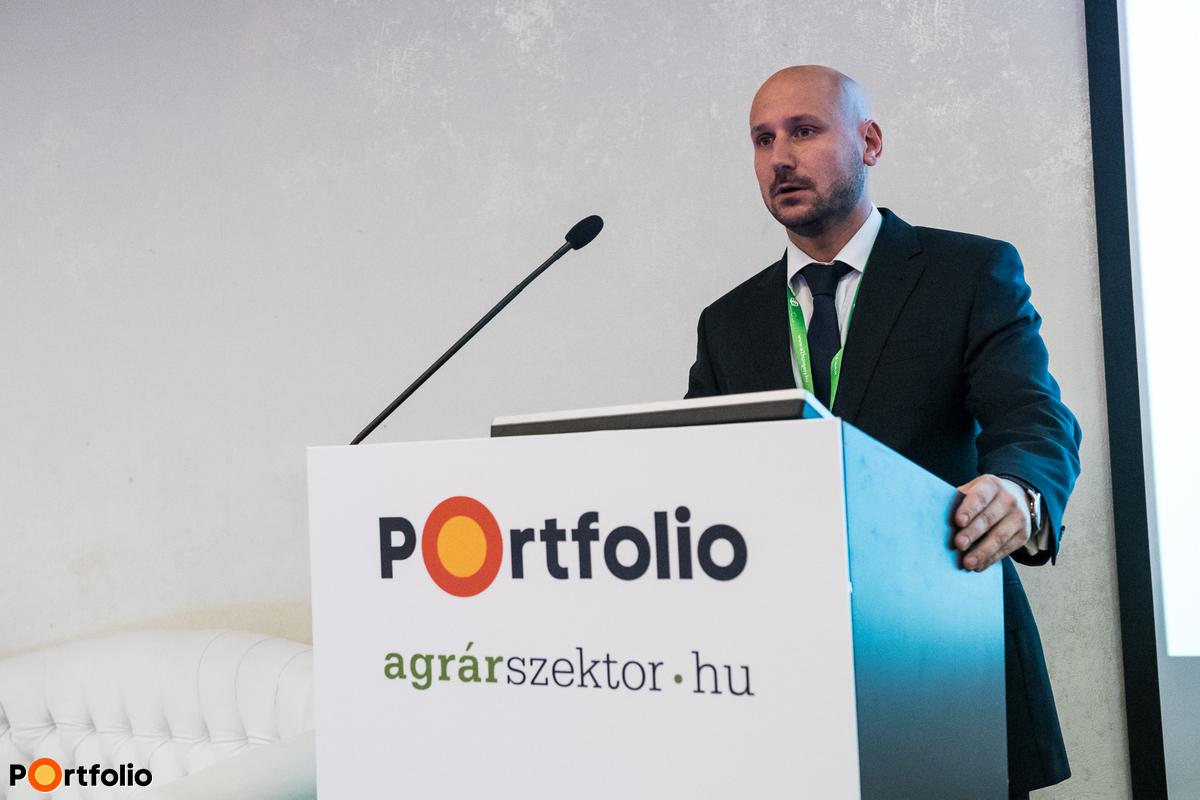 Müller Péter (ár-, termékfelelős, Citroen/Peugeot - C Automobil Import Kft.): Peugeot Citroën kínálata az agrárszektor szolgálatában