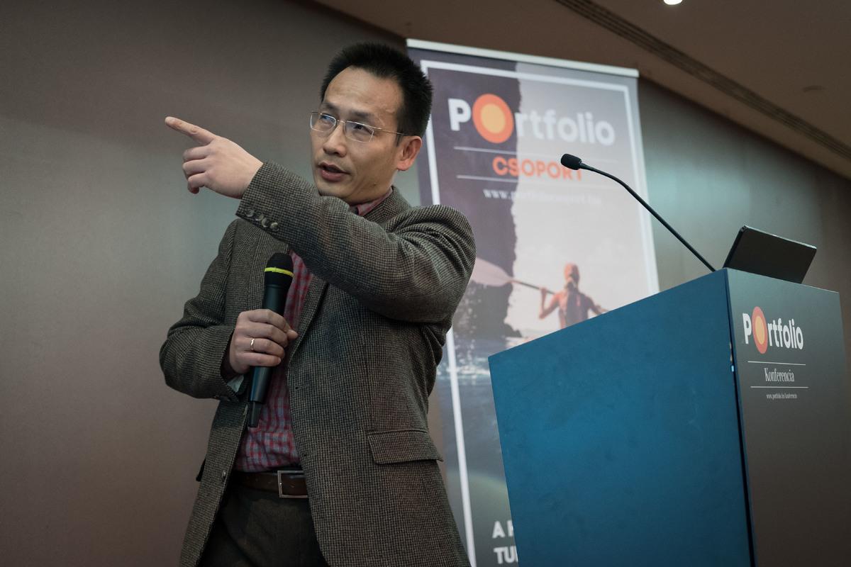 Dr. Tuan Anh Trinh (egyetemi docens, Budapesti Corvinus Egyetem, Corvinus Fintech Center vezetője): Kriptopénzek és ami mögöttük van
