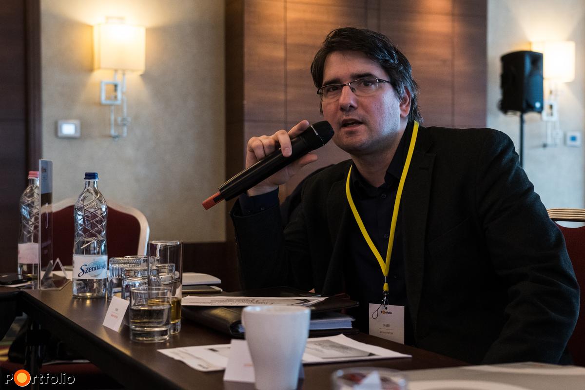 Dr. Árvay Viktor (főosztályvezető, NAIH): Adatvédelmi incidensek kezelése a NAIH szemével
