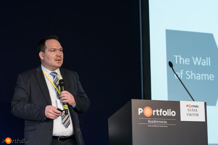 Szász Viktor (Business Analytics Presales Consultant, SAS Institute): 5 lépés a GDPR megfeleléshez - a szabályozásból eredő terhektől a benne rejlő lehetőségekig
