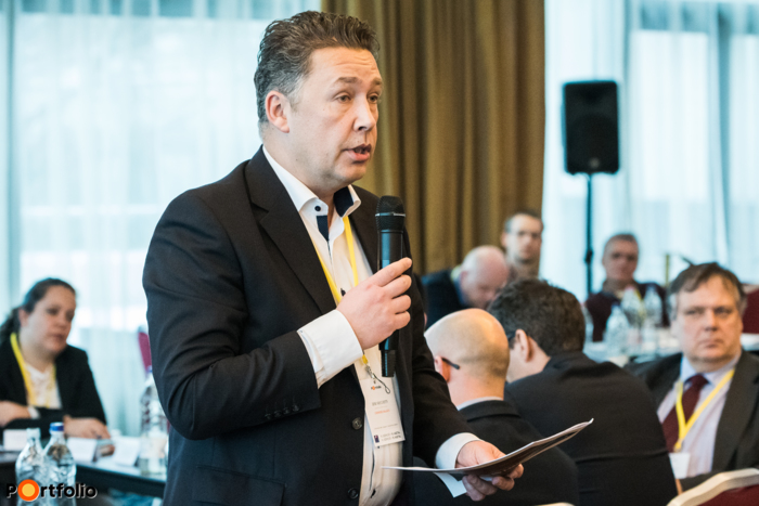 Csendes Balázs (regionális ágazat vezető, IBM Security): Kiberbiztonság - Hogyan védjük meg az adatokat?
