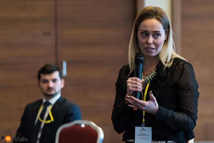 Bujdosó Bernadett (Technical Account Manager, Microsoft Magyarország Kft.): Informatikai felkészülés a GDPR-ra