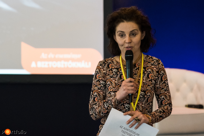 Dr. Ivanics Krisztina ügyvéd, adatvédelmi szakértő, Magyar Lapkiadók Egyesülete: Adatvédelmi tisztviselők szerepe, feladatai, felkészítése