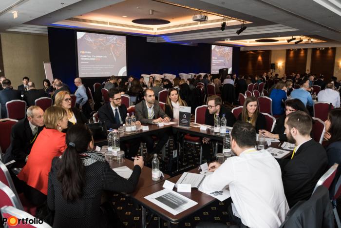 Portfolio GDPR Summit 2018 - Tematikus körasztalos workshop szakértő témavezetőkkel