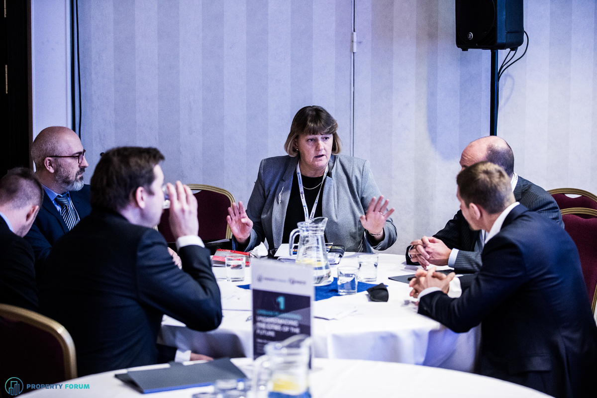 Discussion groups - Bratislava Property Forum 2018