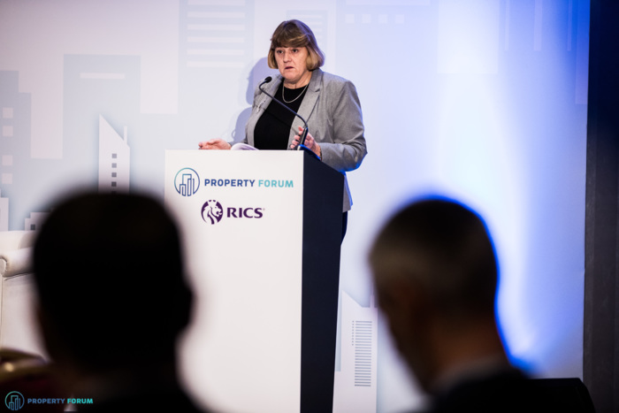 Dr. Louise Brooke-Smith FRICS (Senior Partner and UK Head of Development Strategic Planning and Head of Social Value, Arcadis): Welcome and keynote speech: Innovation in real estate