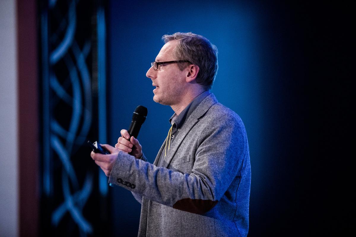 Balog Gábor (oktatásszervező, témavezető, Google Digital Workshop): Korszakváltás a digitalizációval - piackutatás és lokális marketing az online térben