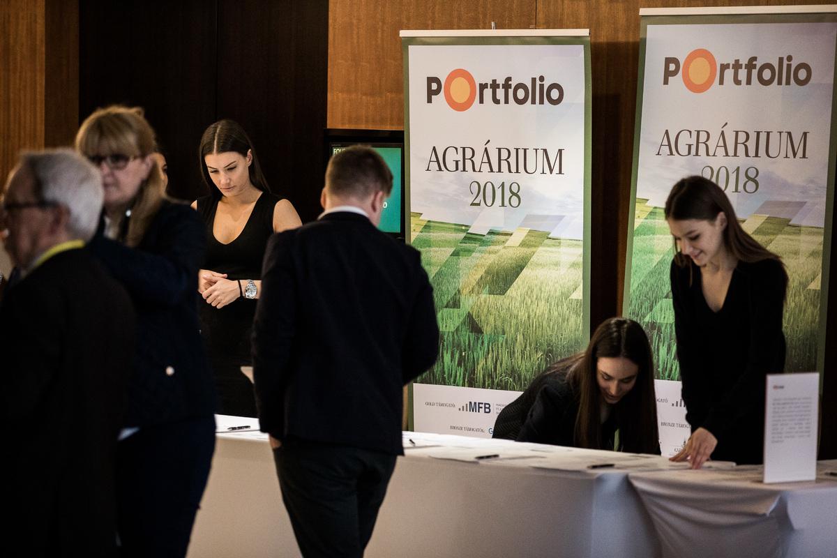 Portfolio Agrárium 2018