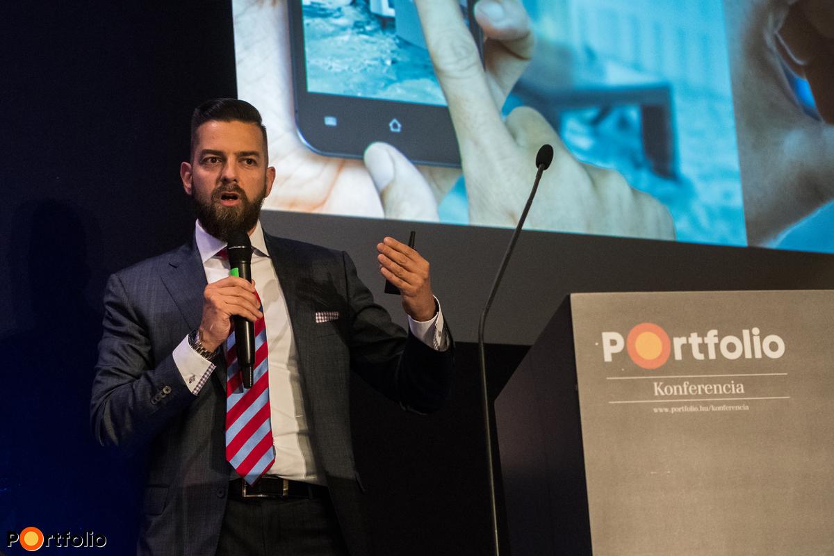 Dr. Pápay Zoltán (market menedzsment igazgató): technológiai innovációk az Allianz Hungária Biztosítónál