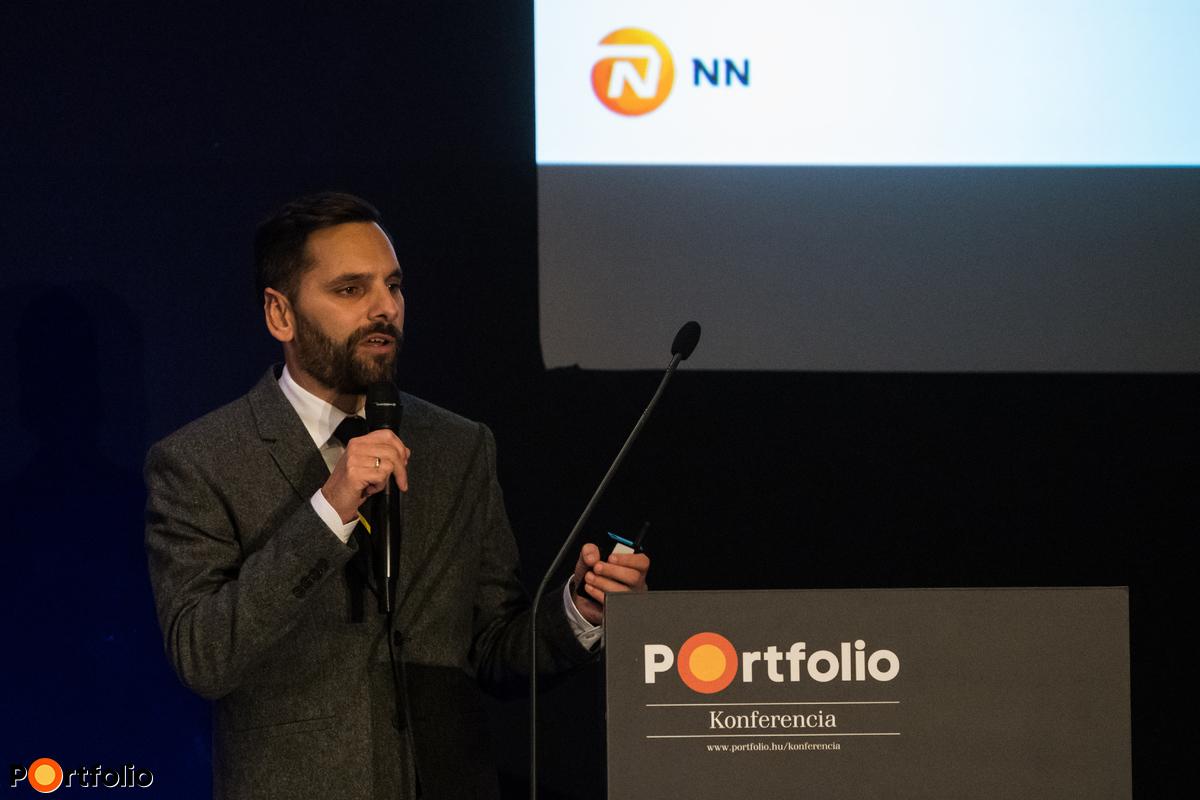 Kocsis Tamás (marketing technológia vezető) az NN Biztosító technológiai fejlesztési stratégiájáról
