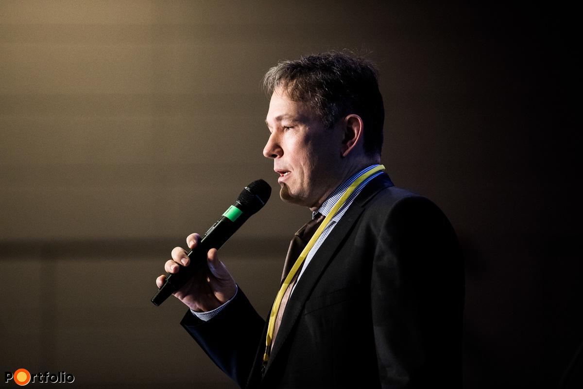 Boros Péter (műszaki igazgató, Quattrosoft Kft.): Zavar a digitalizáció körül