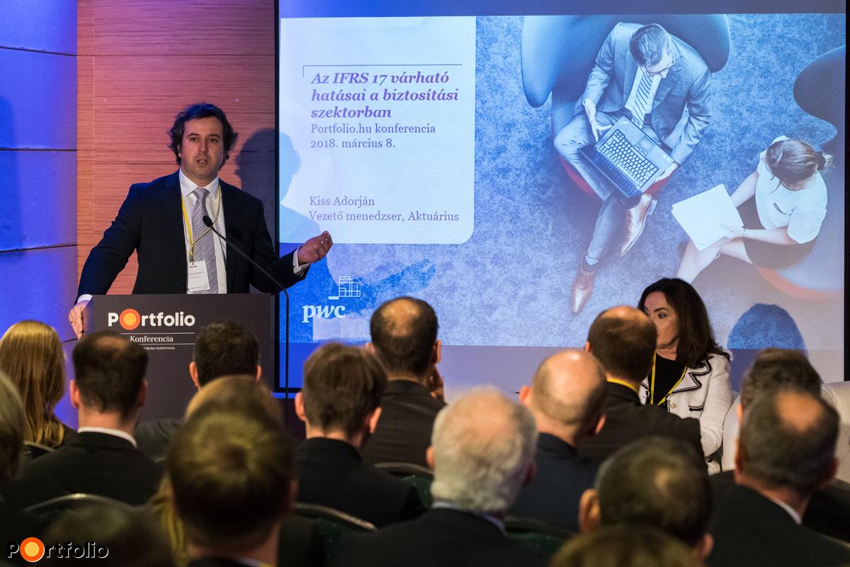Kiss Adorján (vezető menedzser, PwC Magyarország): Az IFRS 17 várható hatásai a biztosítási szektorban