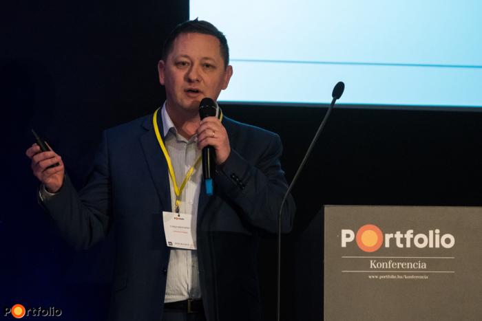 Fazekas Ferenc (IT-igazgató, Uniqa Biztosító): az UNIQA digitális stratégiájának bemutatása
