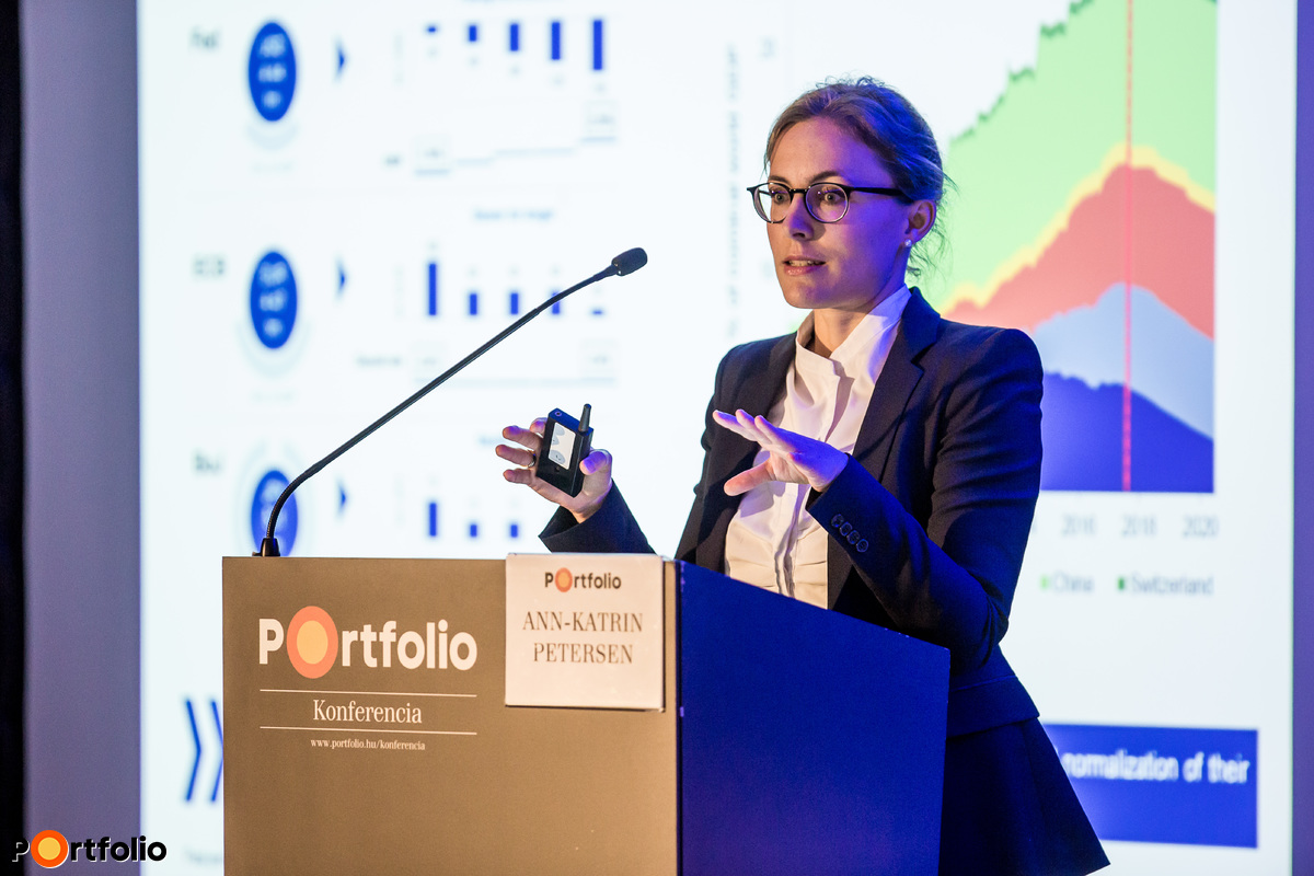 Ann-Katrin Petersen, Vice President, Investment Strategist, Global Economics & Strategy, Allianz Global Investors: Opportunities and challenges on the global stock market