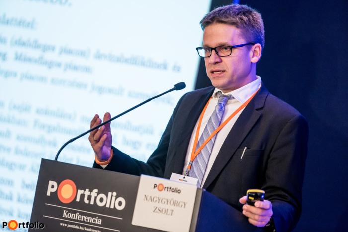 Nagygyörgy Zsolt (Compliance Officer, Magyar Fejlesztési Bank): Állampapírok és a MiFID 2 - Milyen újdonságokra kell készülni?