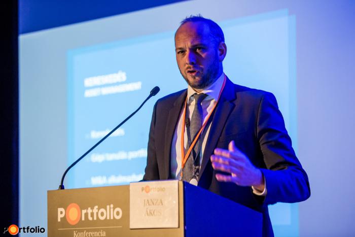 Janza Ákos (Managing Director, Application Management & QA, MSCI): Technológiai újítások a befektetésekben