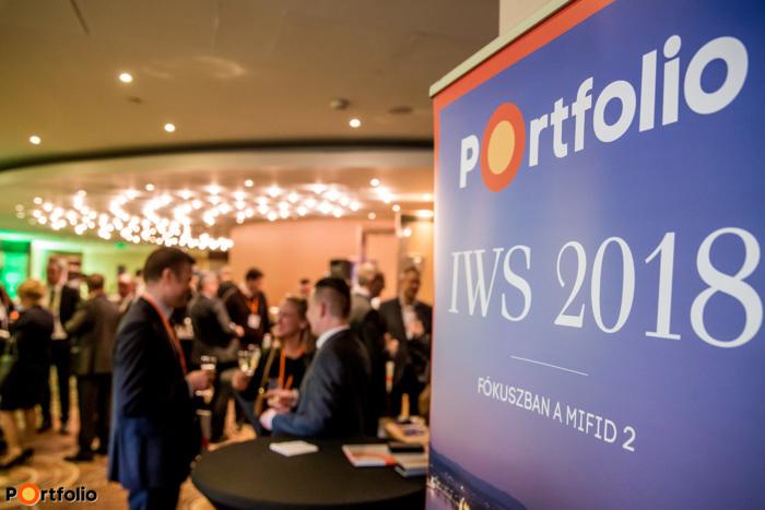 Portfolio Investment, Wealth and Savings (IWS) 2018