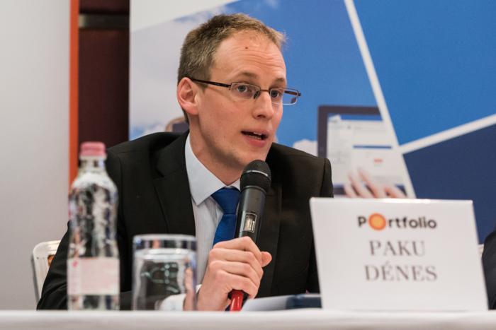 Paku Dénes (kiemelt ügyfélszolgálati munkatárs, Aegon Alapkezelő)