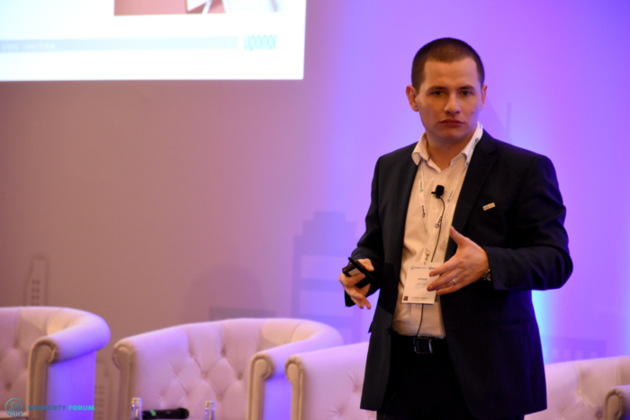 Ionut Cabuz (Sales Manager, Uponor): Uponor solutions for future building trends