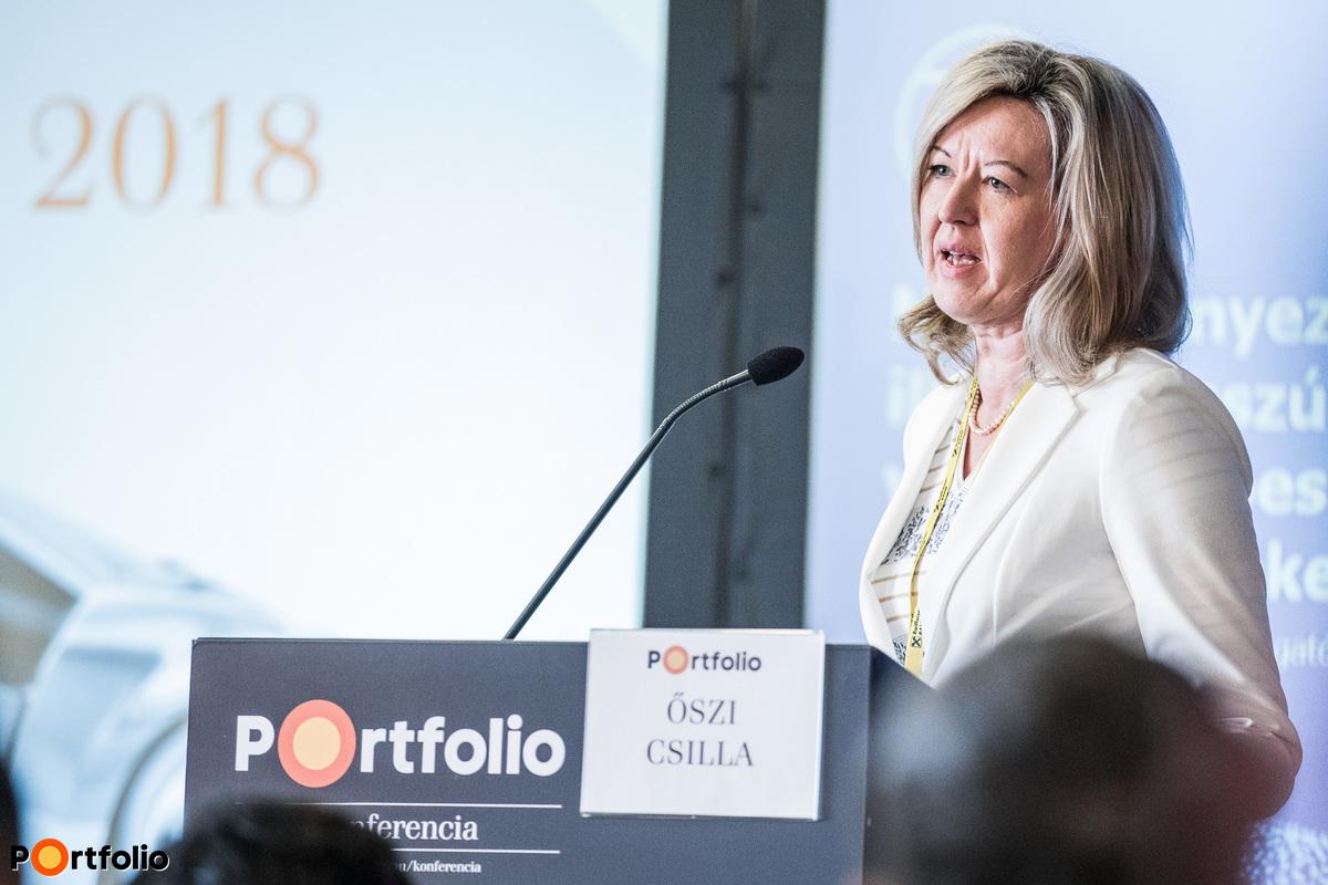 Őszi Csilla (ügyvezető igazgató, ZF Hungária): Milyen tényezők befolyásolhatják a legerősebben rövid, illetve hosszú távon a magyarországi operáció versenyképességét és egyben a további befektetéseket?