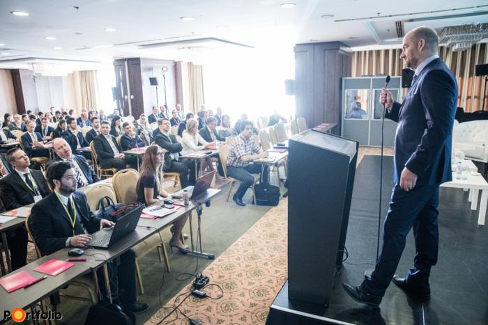 Megnyitó: Bán Zoltán, vezérigazgató, Net Média Zrt. (Portfolio)