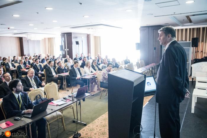 Köszöntő: Kilián Csaba, ügyvezető főtitkár, Magyar Gépjárműipari Egyesület