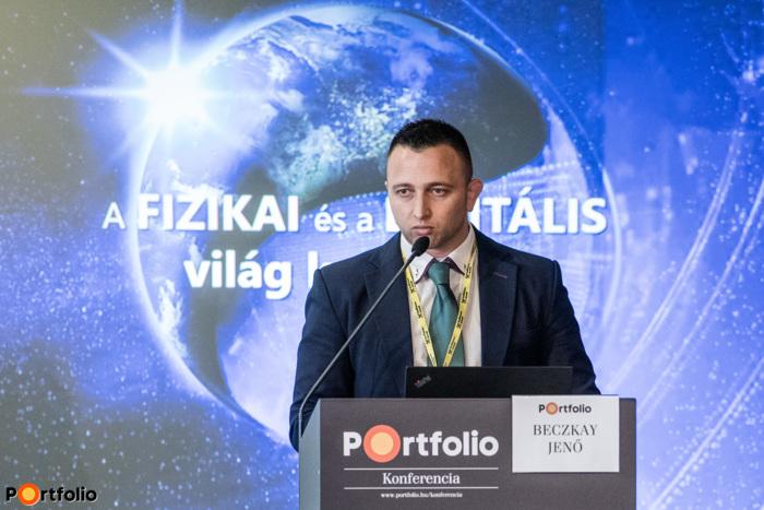 Beczkay Jenő (Ipari digitalizáció tanácsadó, S&T Consulting Hungary Kft.) - Döntéshozatal tények alapján feltételezések helyett - IoT technológiára alapozva