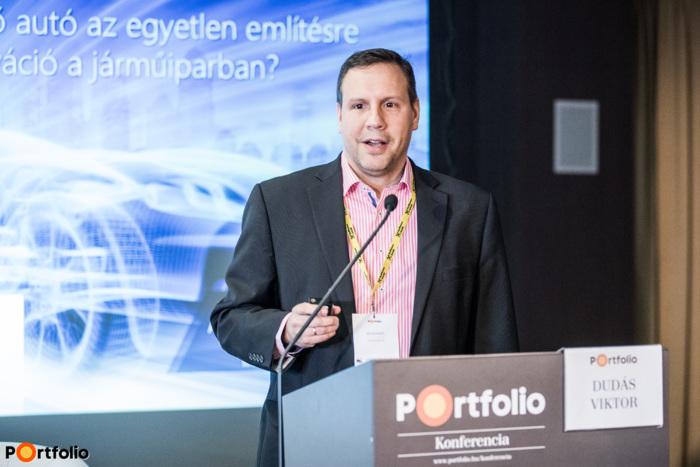 Dudás Viktor (adat és mesterséges intelligencia megoldás szakértő, Microsoft Magyarország) - Vajon az önvezető autó az egyetlen említésre méltó innováció a járműiparban?
