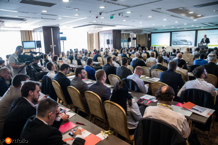Over 250 participants attended the Automotive Industry 2018 Conference