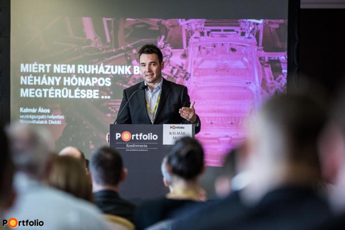 Kalmár Ákos (vezérigazgató-helyettes nagyvállalatok divízió, T-Systems Magyarország): Miért nem ruházunk be a néhány hónapos megtérülésbe?