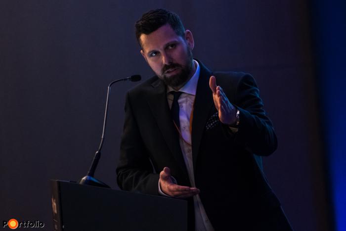 Moderátor: Ditróy Gergely (ingatlandivízió-vezető, Portfolio)