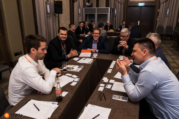 Körasztalos networking: PropTech - Technológia fejlesztések - Témavezető: Botos Bálint CFA (Managing Partner, Forestay Group)