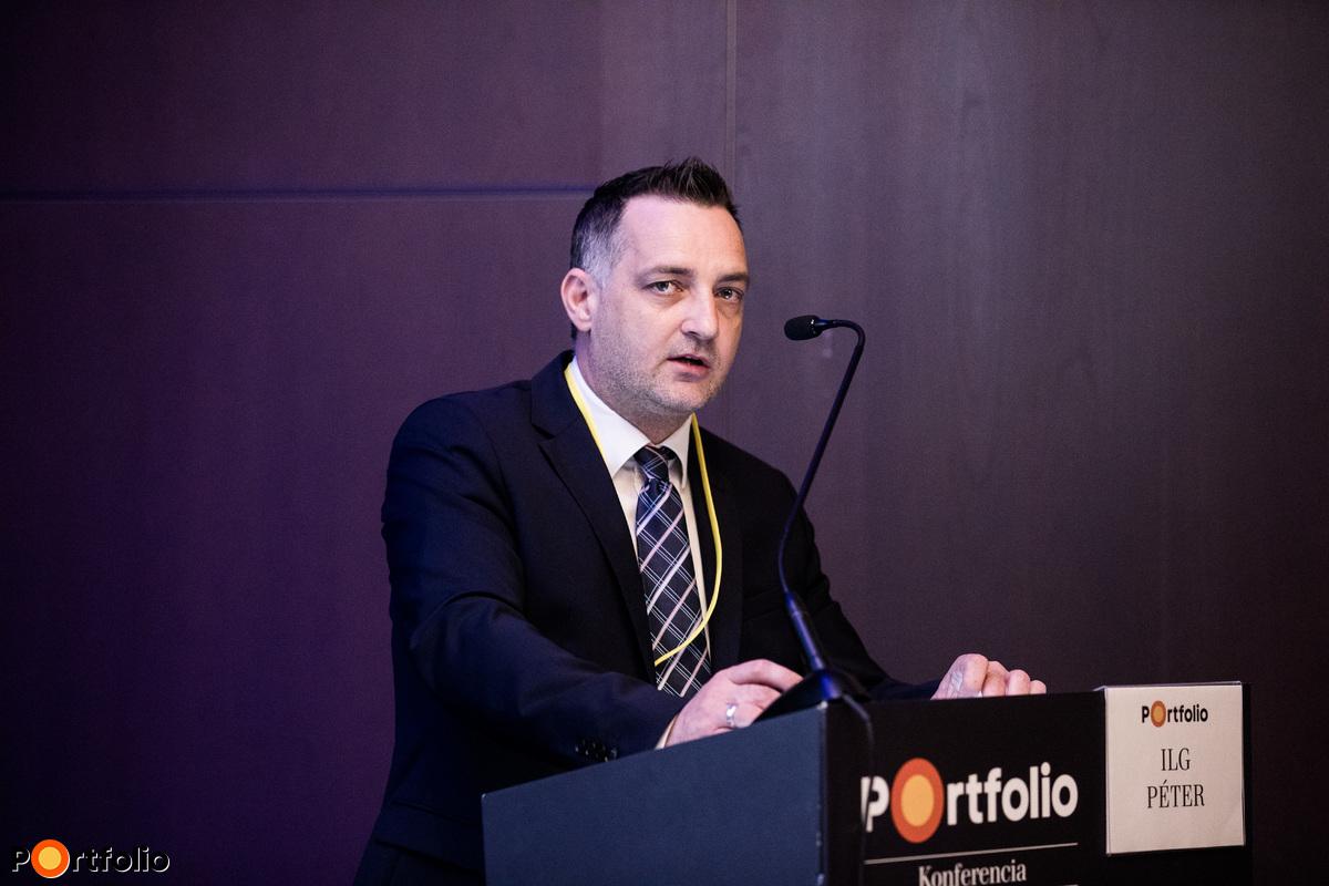 Ilg Péter (ügyvezető, TransCTRL Kft.): Digitális transzformáció az áruszállításban - Vezénylő rendszerek és a jövő