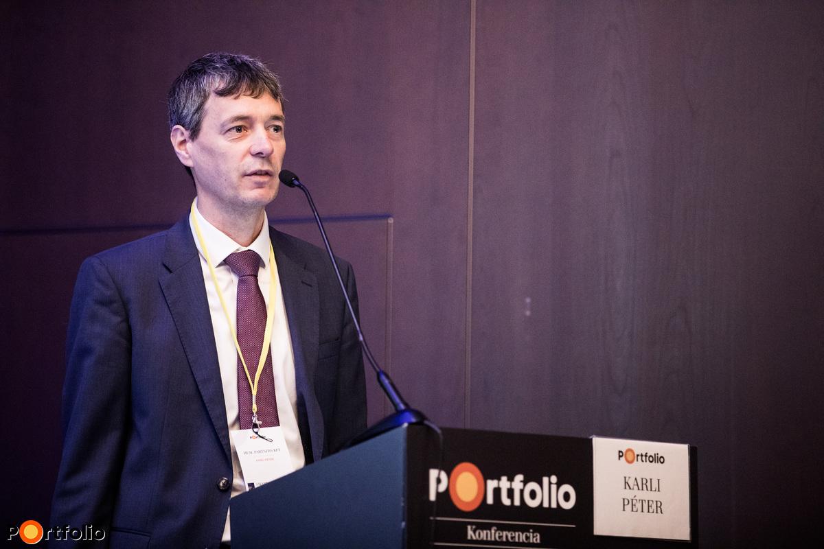 Karli Péter (ügyvezető, Heal Partners): Új finanszírozási trendek a logisztikában - Mit hoz a jövő?