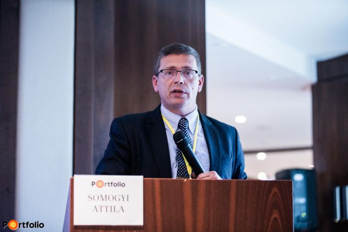 Somogyi Attila (kereskedelmi igazgató, Logi-Store Kft.): Raktárlogisztika és tárolástechnika - A jövő fejlesztési megoldásai