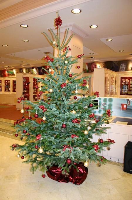 Az MNB karácsonyfája