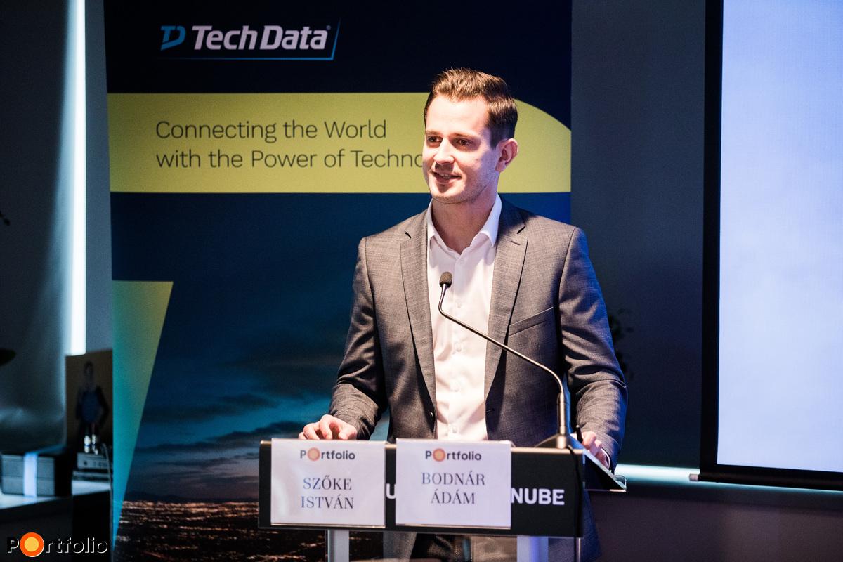 Szőke István (Partner Team Lead, Microsoft): Hogy digitalizálja üzletét a Microsoft-felhő erejével?