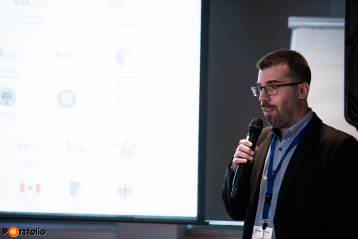 Bodnár Ádám (Partner Technology Strategist, Microsoft): Hogy digitalizálja üzletét a Microsoft-felhő erejével?