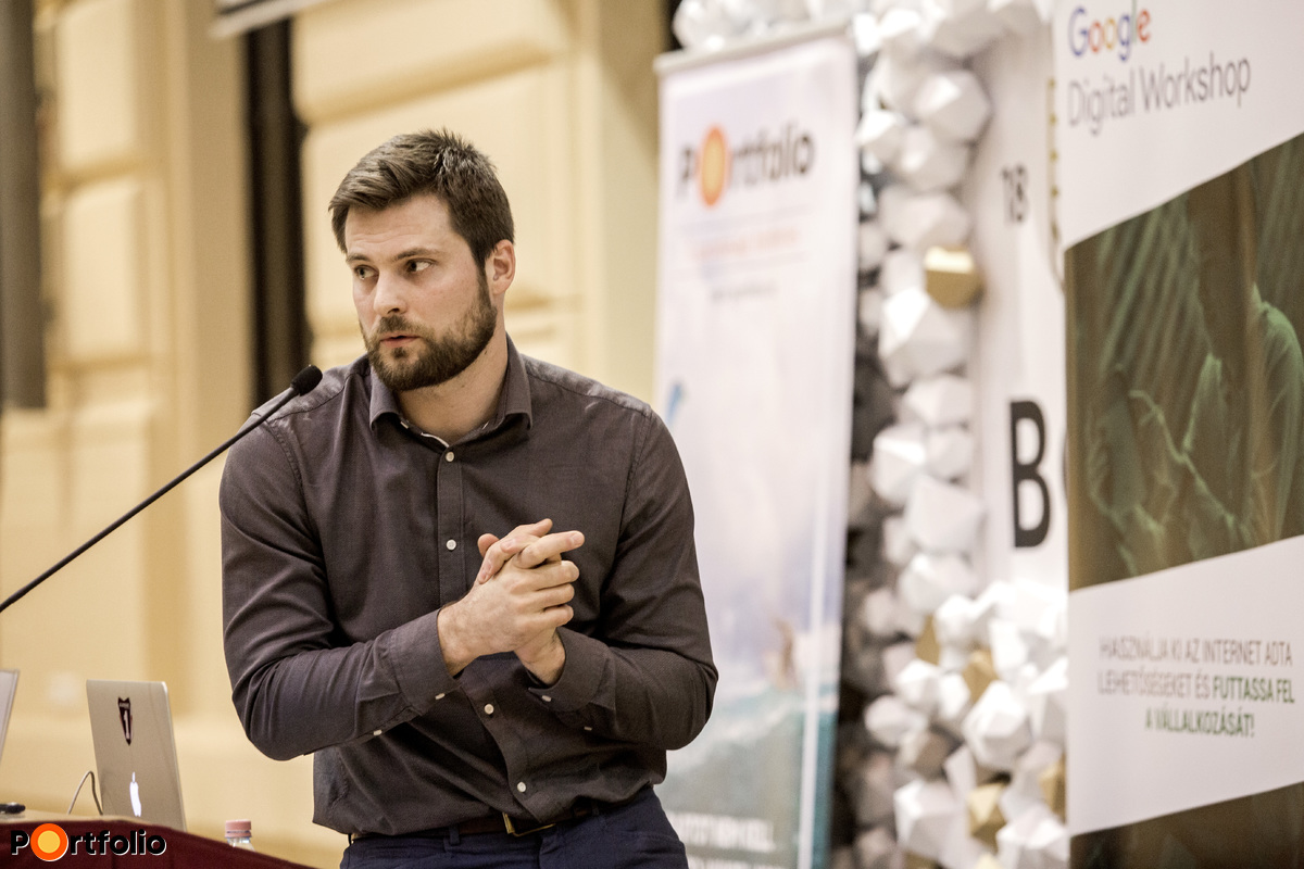 Égly Csaba (Business Development Consultant, Google): Mikor jön el az ideje, és hogyan kezdjünk hozzá?