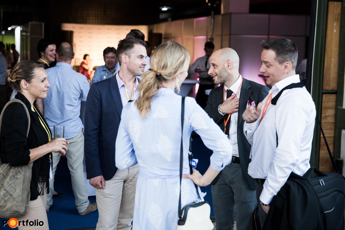 Portfolio Lakás Konferencia 2018 állófogadás