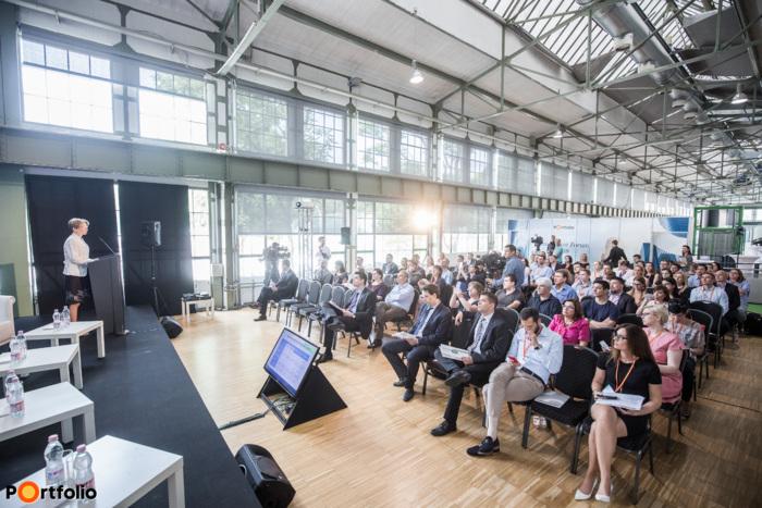 Több mint 120 résztvevő a Portfolio Lakás 2018 Konferencián (Lakás kiállítás, Millenáris)