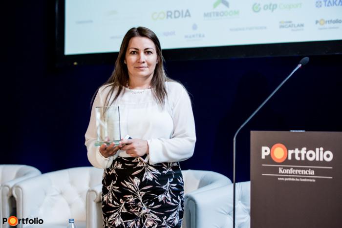 A 100 lakásosnál kisebb pesti projekt kategória győztese: Emerald Residence
